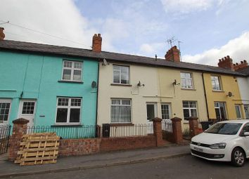 Thumbnail 3 bedroom terraced house to rent in St. Johns Road, Brecon