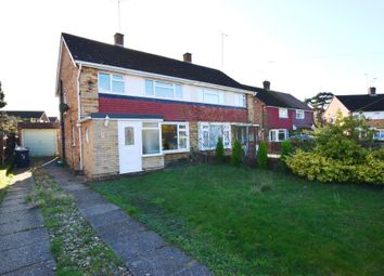 Thumbnail 3 bedroom semi-detached house for sale in Orchard Close, Ash Vale, Guildford, Surrey