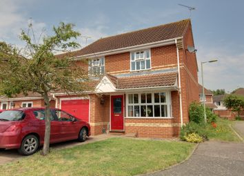 Thumbnail 3 bed detached house for sale in Mulberry Gardens, Great Blakenham