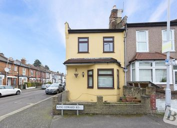 Thumbnail 2 bed end terrace house for sale in King Edward Road, London