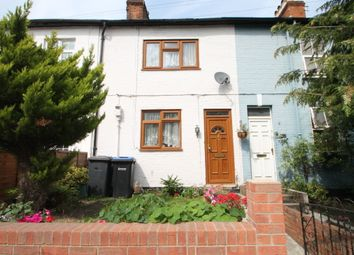 Thumbnail 3 bed terraced house to rent in Egham Hill, Englefield Green, Egham