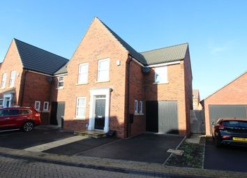 Thumbnail 3 bed detached house for sale in Greenwich Park, Kingswood, Hull