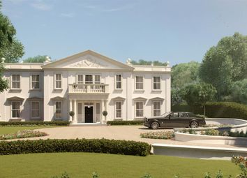 Thumbnail 6 bed flat for sale in East Drive, Virginia Water, Surrey