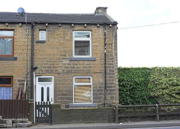 Thumbnail 1 bed end terrace house for sale in Huddersfield Road, Mirfield, West Yorkshire