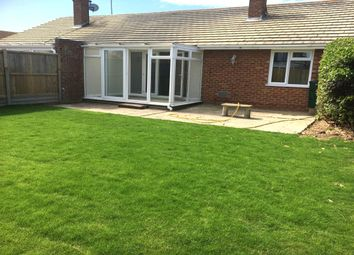 Thumbnail 2 bed bungalow to rent in Headcorn Gardens, Cliftonville, Margate