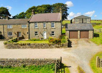 Thumbnail 5 bed farmhouse for sale in Braithwaite Lane, Dacre, Harrogate