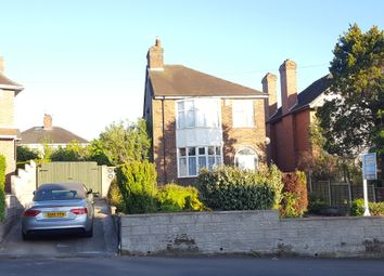 Thumbnail 3 bed detached house for sale in Wilson Road, Hanford, Stoke-On-Trent