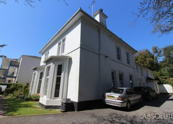 Thumbnail 1 bed flat to rent in Old Torwood Road, Torquay