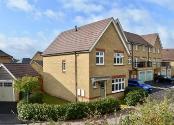 Thumbnail 3 bed detached house for sale in Rossiter Close, Bathpool, Taunton