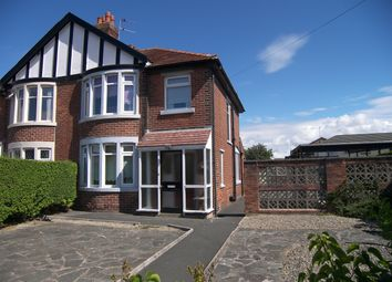 Thumbnail 3 bed semi-detached house for sale in Church Road, St. Annes, Lytham St. Annes