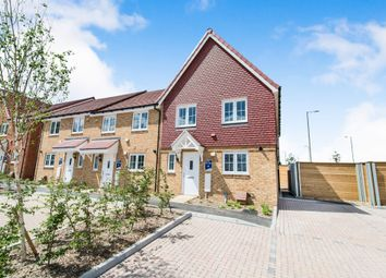 Thumbnail 4 bed end terrace house for sale in Priestley Road, Basingstoke