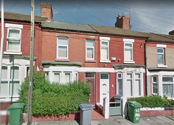 Thumbnail 2 bed terraced house to rent in Park Road, Birkenhead