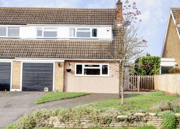 Thumbnail 4 bed semi-detached house for sale in Holdenby Road, Spratton, Northampton