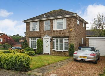Thumbnail 4 bed detached house for sale in Morton Road, East Grinstead, West Sussex