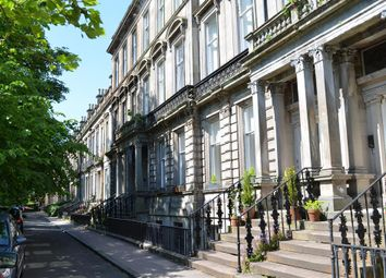 Thumbnail 1 bed flat for sale in Ruskin Terrace, Glasgow