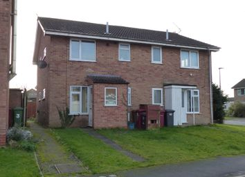 Thumbnail 1 bed town house to rent in Wold View, Brigg