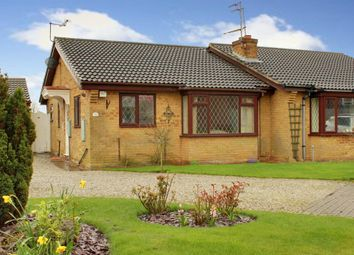 Thumbnail 2 bed semi-detached bungalow for sale in Northdale Park, Swanland, North Ferriby