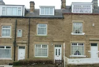 Thumbnail 4 bed terraced house for sale in Durham Road, Bradford, West Yorkshire BD89Hu