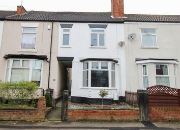 Thumbnail 4 bed terraced house to rent in Fairfield Road, Chesterfield