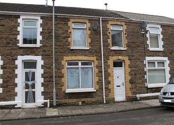 Thumbnail 2 bed terraced house for sale in Tudor Street, Port Talbot, Neath Port Talbot.