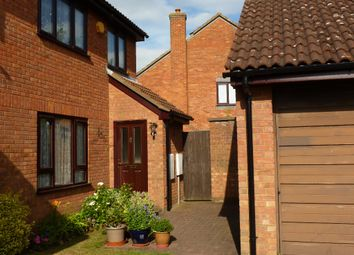Thumbnail 3 bedroom end terrace house for sale in Wynn Close, Baldock, Hertfordshire