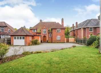 Thumbnail 4 bed detached house for sale in Burton Road, Derby