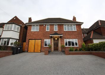 Thumbnail 4 bed detached house for sale in Holifast Road, Sutton Coldfield