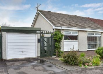 Thumbnail 2 bed semi-detached bungalow for sale in 59 Osnaburgh Court, Dairsie, Cupar