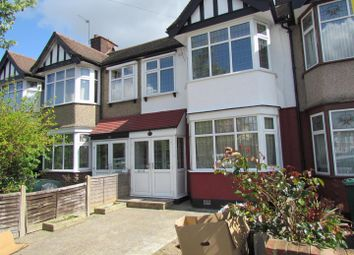 Thumbnail 3 bed terraced house to rent in Primrose Avenue, Chadwell Heath, Romford