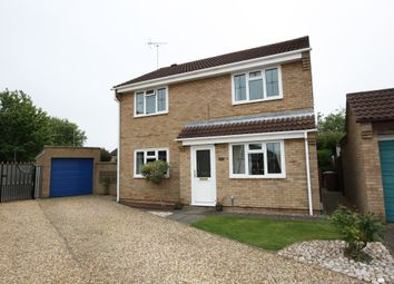 Thumbnail 4 bedroom detached house for sale in Squires Gate, Peterborough
