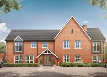 Thumbnail 2 bed flat for sale in Old Hall Street, Malpas