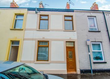 Thumbnail 3 bed terraced house for sale in Orbit Street, Roath, Cardiff
