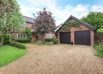Thumbnail 4 bed detached house for sale in The Orchard, Hook