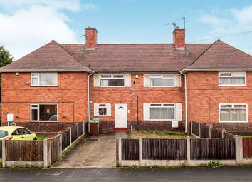 Thumbnail 2 bed terraced house to rent in Amesbury Circus, Nottingham