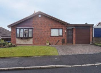 Thumbnail 2 bedroom detached bungalow for sale in Fitzgerald Close, Weston Coyney, Stoke-On-Trent, Staffordshire