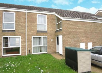 Thumbnail 2 bed terraced house to rent in Chestnut Way, RAF Lakenheath, Brandon