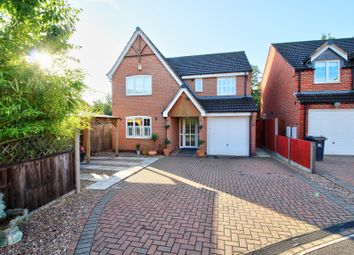 Thumbnail 4 bed detached house for sale in Castle Court, Heanor, Derbyshire