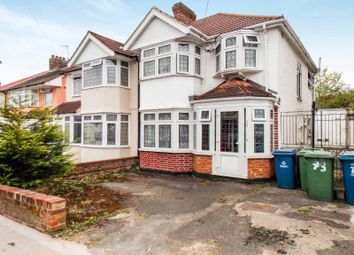 Thumbnail 4 bed semi-detached house to rent in Portland Crescent, Stanmore