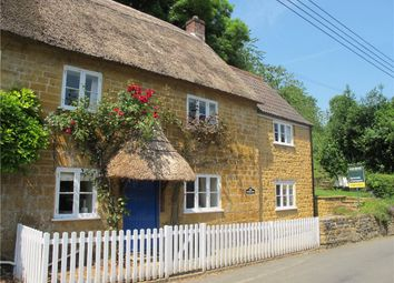 Thumbnail 3 bed semi-detached house for sale in Brooklyns, Stoke Abbott, Beaminster, Dorset