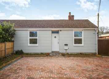 Thumbnail 3 bedroom semi-detached bungalow for sale in Ashford Road, Bethersden, Ashford