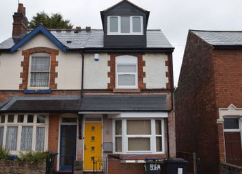 Thumbnail 8 bed terraced house to rent in Heeley Road, Selly Oak, Birmingham