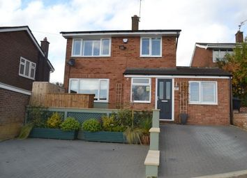 Thumbnail 4 bedroom detached house for sale in Rennishaw Way, Links View, Northampton