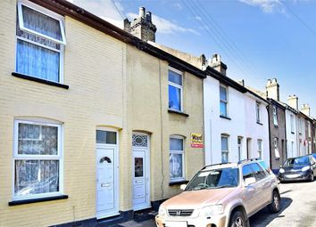 Thumbnail 3 bed terraced house for sale in Stanhope Road, Strood, Rochester, Kent