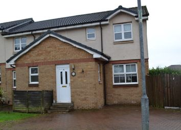 Thumbnail 2 bed end terrace house for sale in St Martins Gate, Coatbridge