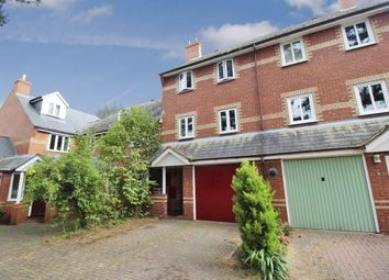Thumbnail 4 bed terraced house to rent in Fountain Place, Worcester