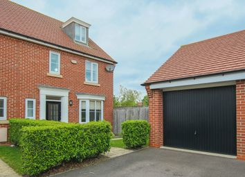 Thumbnail 4 bed semi-detached house for sale in Ox Meadow, Bottisham, Cambridge