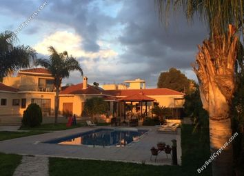 Thumbnail 5 bed detached house for sale in Zakaki, Limassol, Cyprus