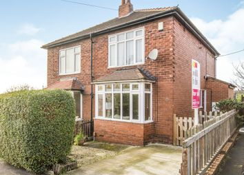 Thumbnail 2 bed semi-detached house for sale in New Wellgate, Glasshoughton, Castleford