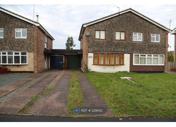 Thumbnail 3 bed semi-detached house to rent in Darby End Road, Dudley