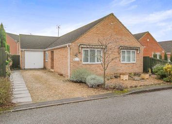 Thumbnail 3 bedroom detached bungalow for sale in Raceys Close, Emneth, Wisbech